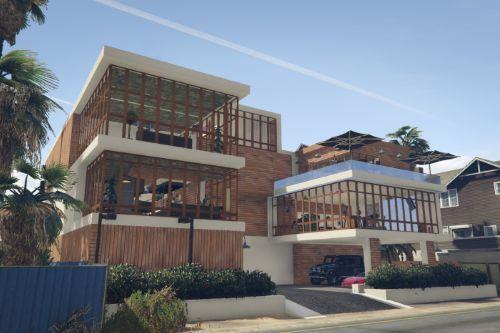 Modern Beach Villa (Ultra Detailed)