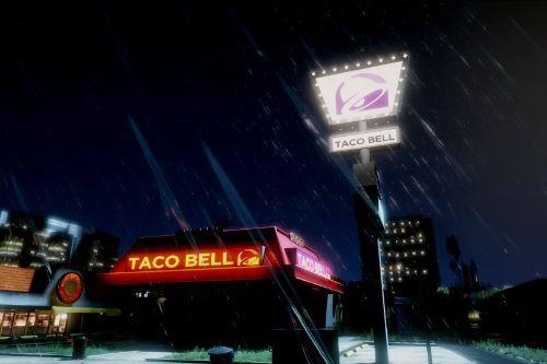 Taco Bell in Davis [LOD | EM]