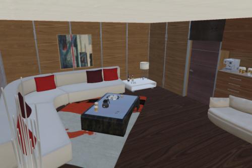 Modern House Interior [YMAP]