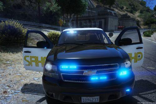 Modern San Andreas Highway Patrol Pack