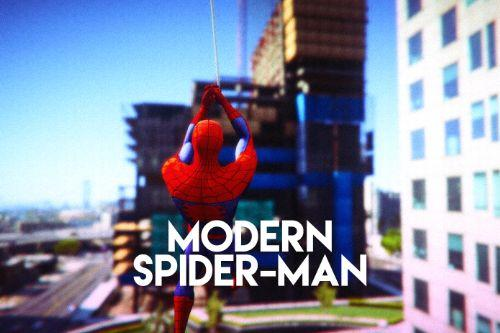 Modern Spider-Man  [Add-On Ped]