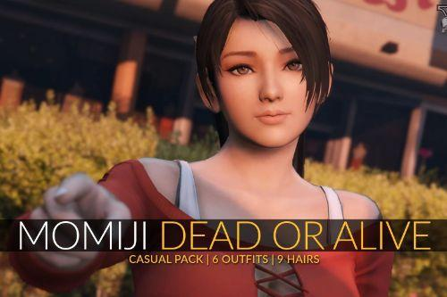 Momiji Dead Or Alive 5 [Add-On Ped | Replace]