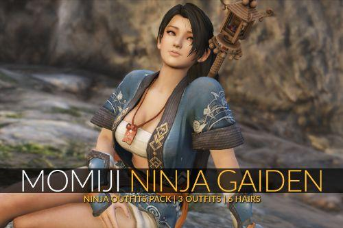 Momiji Ninja Gaiden [Add-On Ped | Replace]