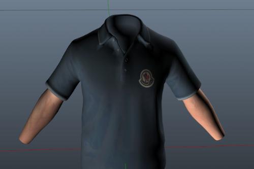 Moncler shirt for Michael   (SP)