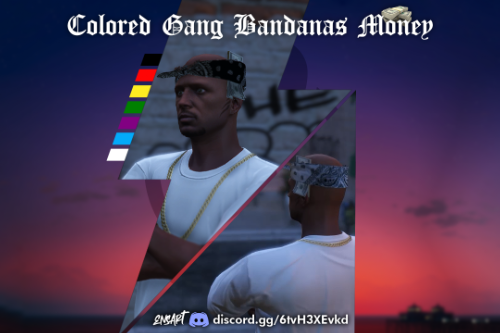 Money Bandana [MP / FiveM Ready]