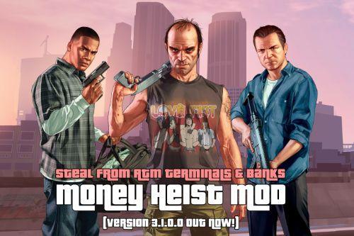 Money Heist Script Mod