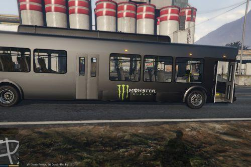 B59314 monster  airportbus 3