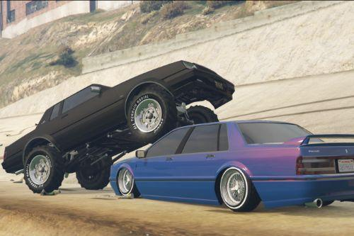 Monster Faction & Primo Lowrider