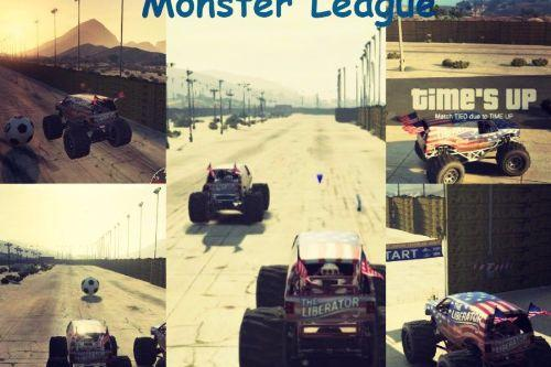 Rocket League / Monster League