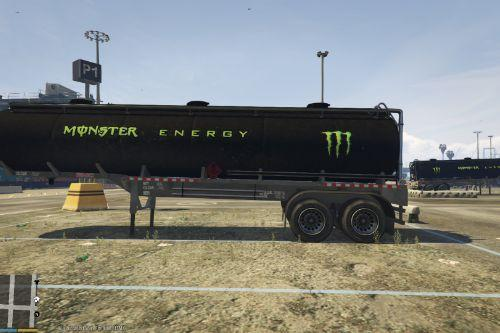 Monster Energy Tanker