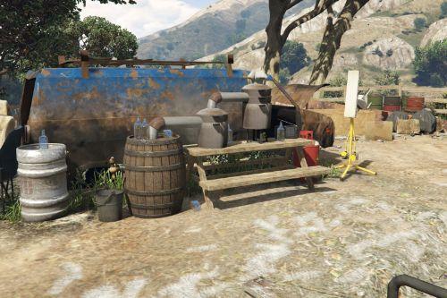 Moonshine Distillery [YMAP]