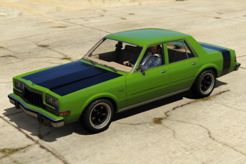 Mopar Livery for Carface's 83 Diplomat