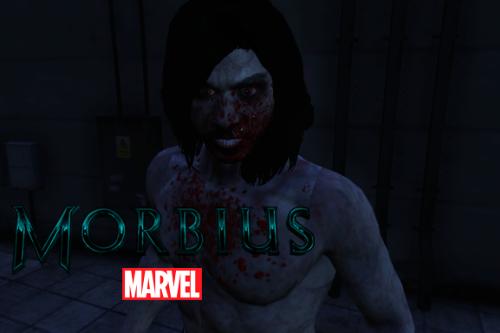 Morbius Spider-Verse [Add-On Ped]