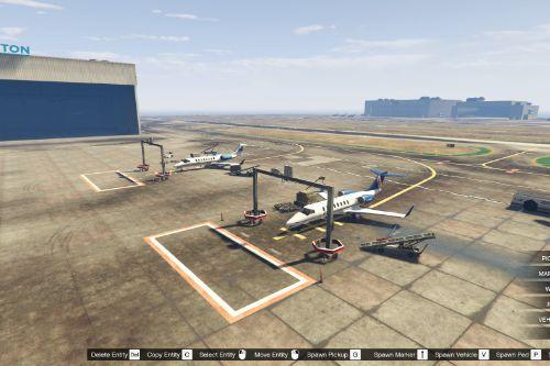More Aircraft Map