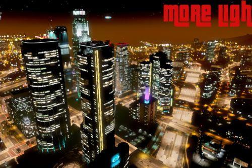 MORE BUILDING/CITY LIGHTS MOD