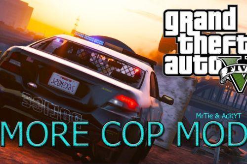 More Cop Mod