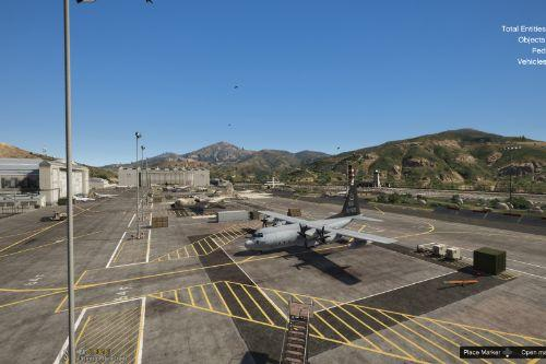More Protective Army Base (Area 51 Based)