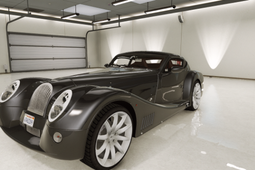 2010 Morgan Aero SuperSports [Add-On / Replace]