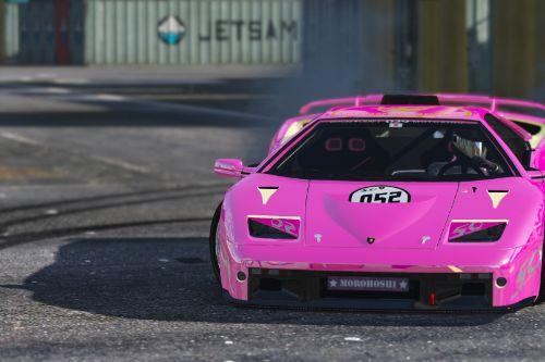 Morohoshi's Lamborghini Diablo GT  [Add-On]