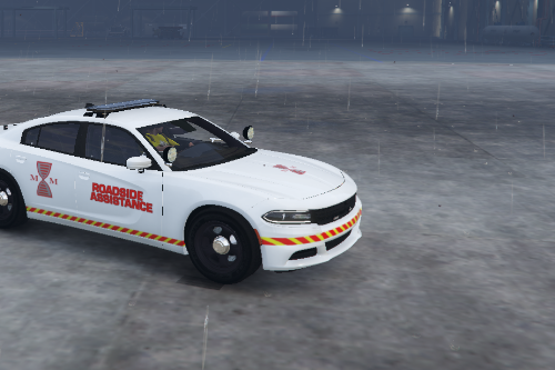 Mors Mutual Insurance Dodge Charger livery [ NON-ELS | Add-on  ]