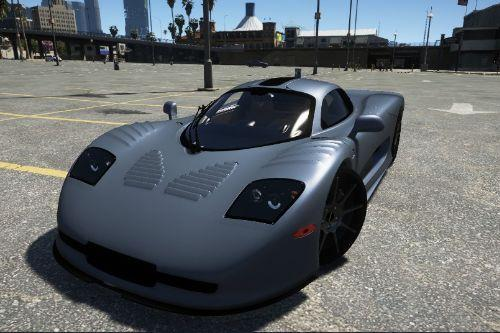 Mosler MT900S 2010 [Add-On | Animated | Template]