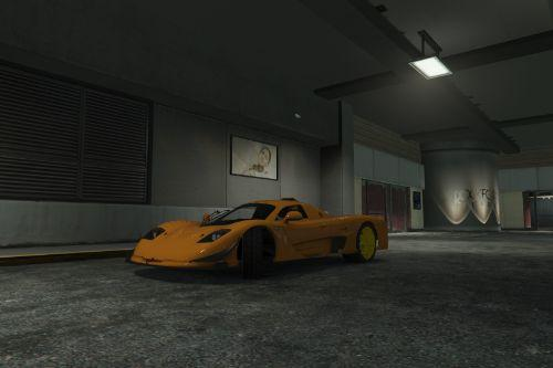 Mosler Super GT [Add-On]