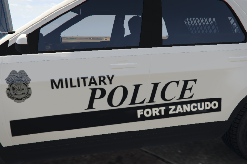 Most Wanted 2012 - Los Santos City PD Pack: Military Police Livery
