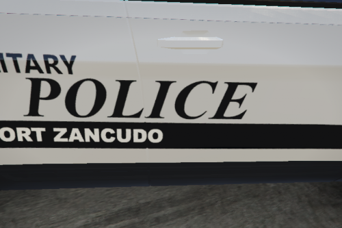 Most Wanted 2012 - Los Santos City PD Pack: Vapid Scout Police Utility Military Police Livery