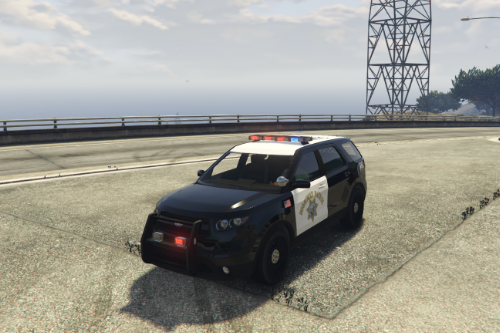 Most Wanted 2012 - Los Santos City PD Pack: Vapid Scout Police Utility SAHP
