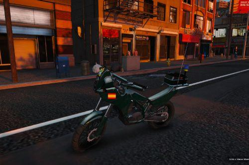 Moto BF400 Guardia Civil Seprona of Spain/España[FiveM-ADD-ON]