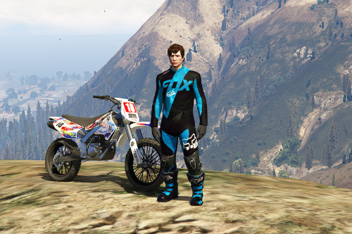 Motocross FOX MP