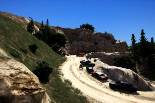 Motocross Hillcilmb Event [Menyoo]
