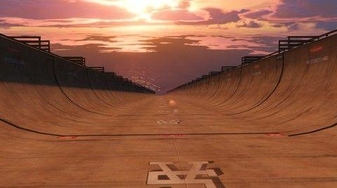 Mount Chiliad Mega Ramp