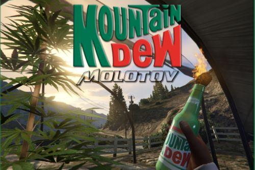 Mountain Dew Molotov