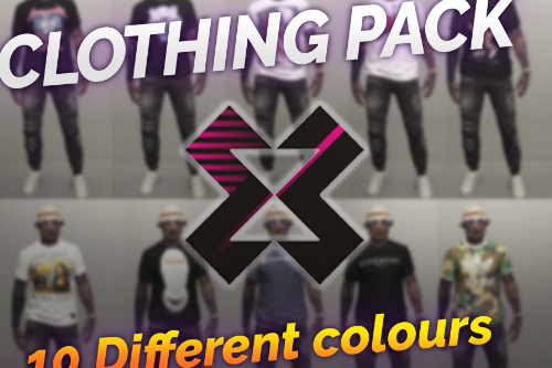 MP Clothing Pack [SP / FiveM]