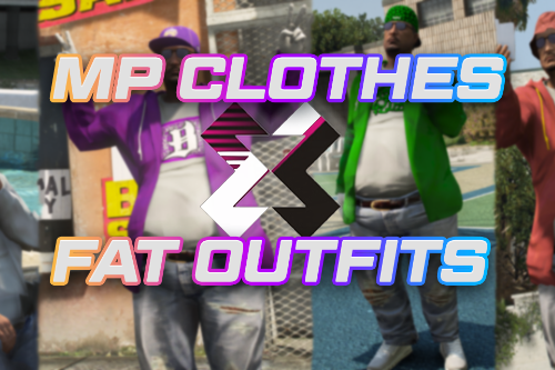 Fat Outfit Pack MP Male [SP / FiveM]