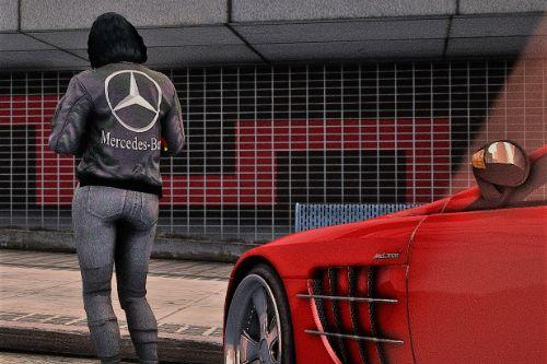 MP Female and Male Racing Bomber Jackets Pack V1