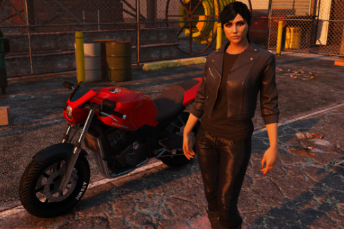 """""""Kai"""" outfit for MP Female [Menyoo]"""