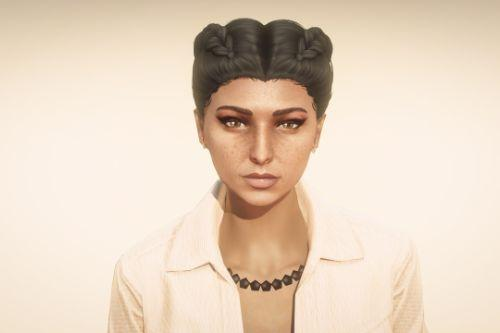 "MP Female Custom Character ""Francesca"" (MENYOO)"