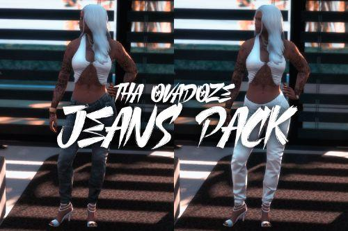 Jeans Pack Vol.2 for MP Female