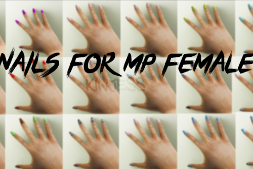 Nails for MP Female