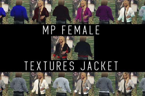 MP Female - Textures Jacket