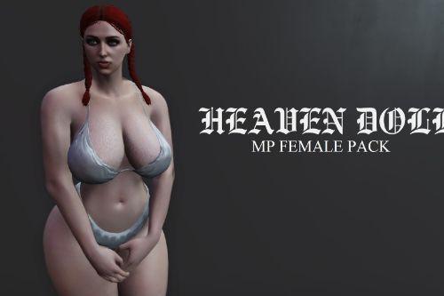 MP Female XML pack (Menyoo)