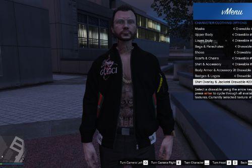 MP Gucci Jacket