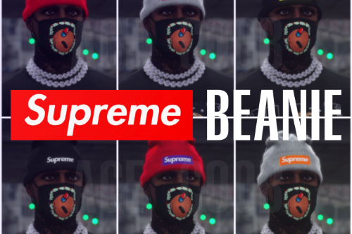 MP M/F Supreme Beanie Pack