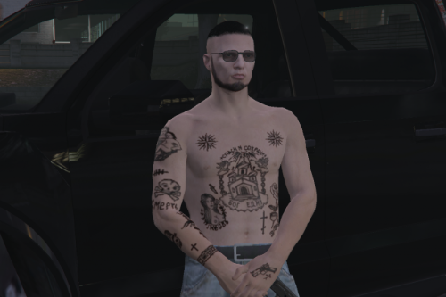 [MP Male] Bratva Tattoos
