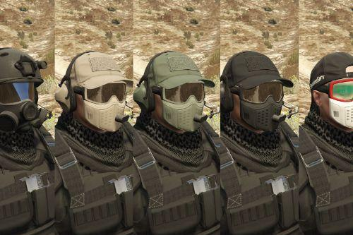 Mp Male Emergency Outfits