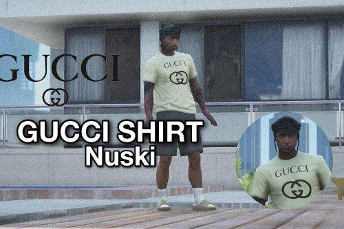 Mp Male Gucci Shirt