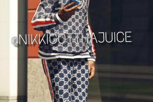 MP MALE GUCCI SWEATSUIT