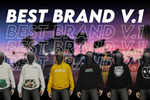 Best Brand Hoodie for MP Male